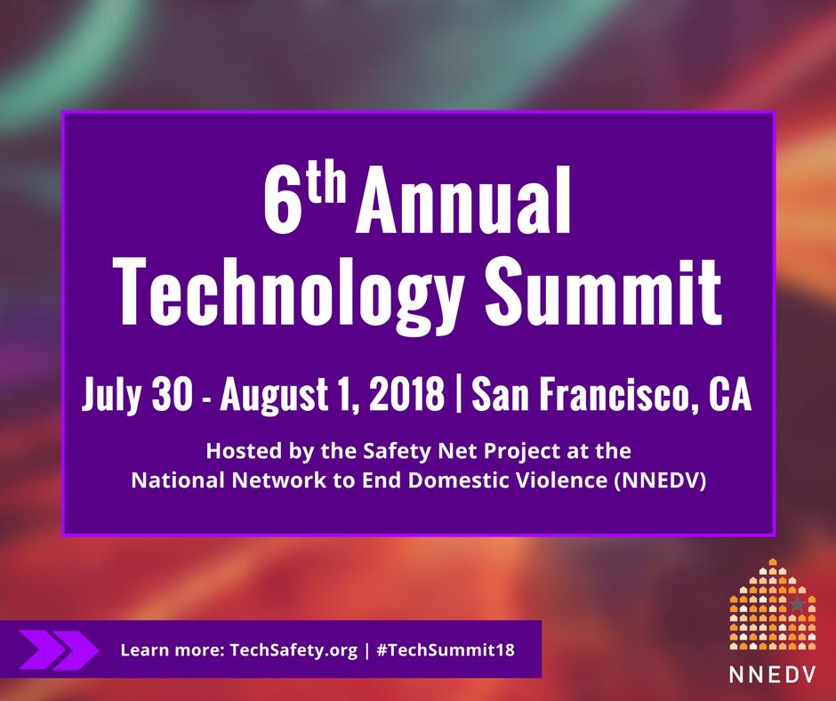 6th Annual Technology Summit - FINAL - 940x788 - FB
