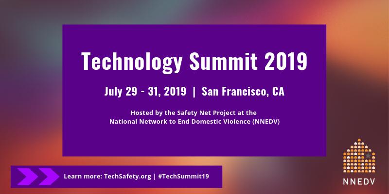 7th Annual Technology Summit - 800 X 400