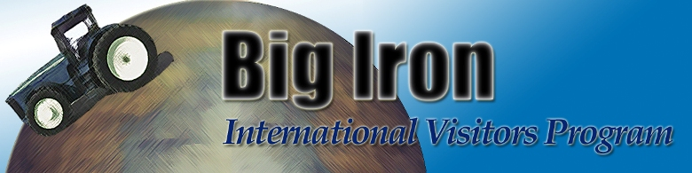 Big Iron International Visitors Program