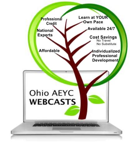Ohio AEYC Webcasts