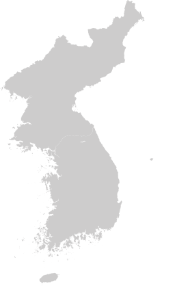 256px-Map_of_Korea_blank.svg