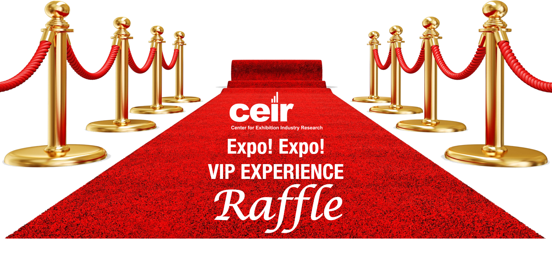 CEIR Raffle - VIP Experience at Expo! Expo!
