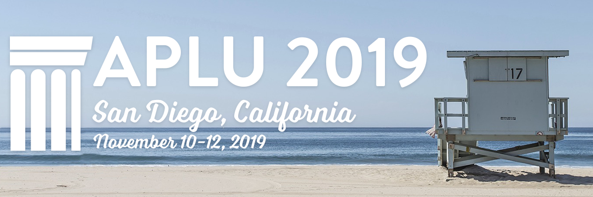 2019 APLU Annual Meeting