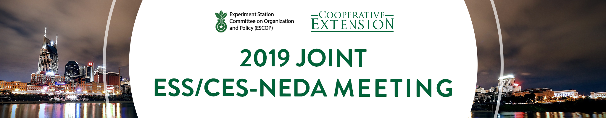 2019 Joint ESS/CES - NEDA Meeting