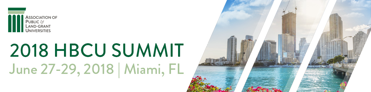 2018 HBCU Summit