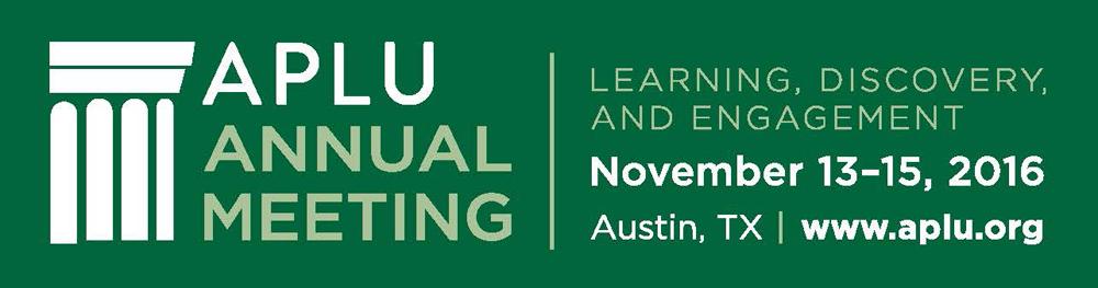2016 APLU Annual Meeting