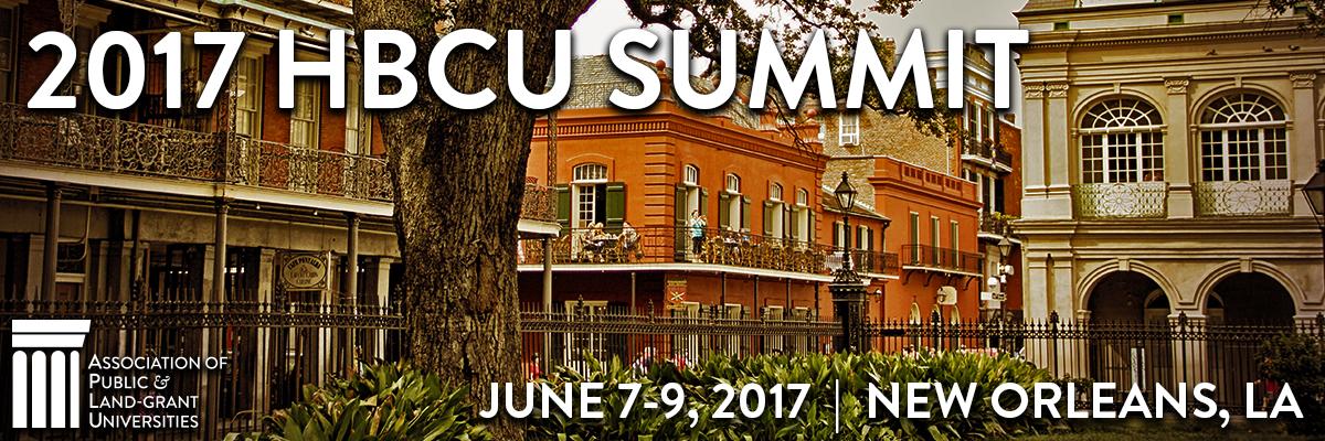 2017 HBCU Summit