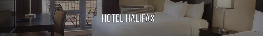 Hotel Halifax-banner