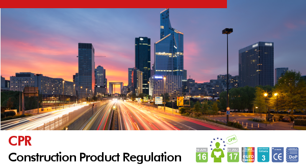 CPR - Construction Product Regulation