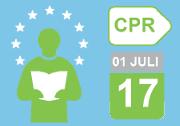 Overgangsperiode voor CPR bijna voorbij
