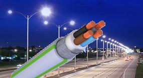 Kabel voor openbare verlichting