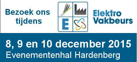 Registreer nu voor het evenement van 8 t/m 10 december 2015