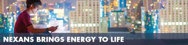 Nexans: Energy to life