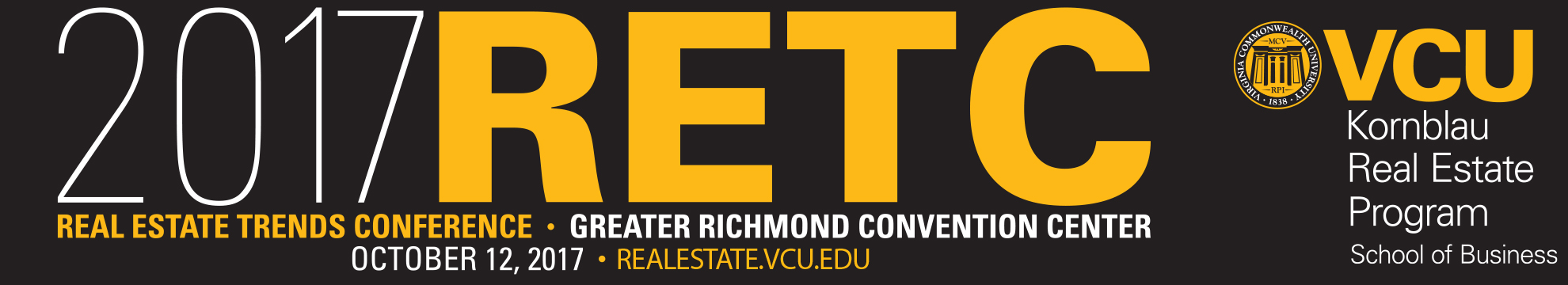 2017 VCU Real Estate Trends Conference