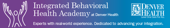 Integrated Behavioral Health Academy October 2016
