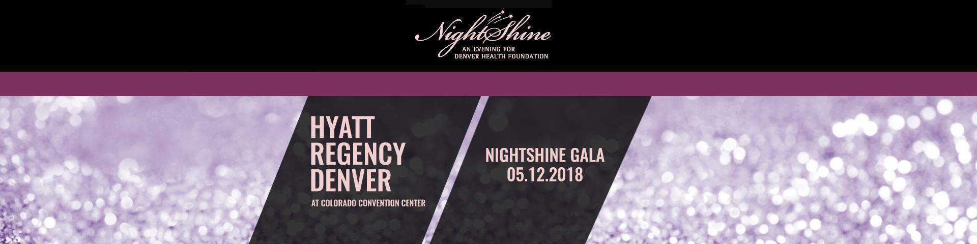 NightShine Gala an evening for Denver Health Foundation