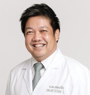 Dr.Ketchai Suavansri