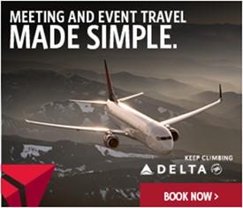 Delta Discount Program Image for Cvent - square