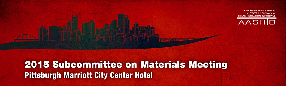 2015  Subcommittee on Materials Meeting