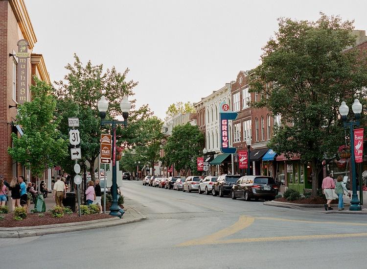 Downtown Franklin by VisitFranklin v2