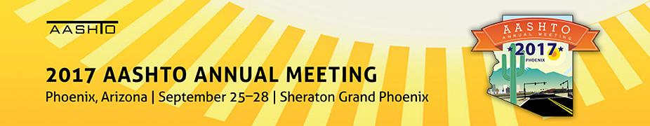 AASHTO 2018 Annual Meeting