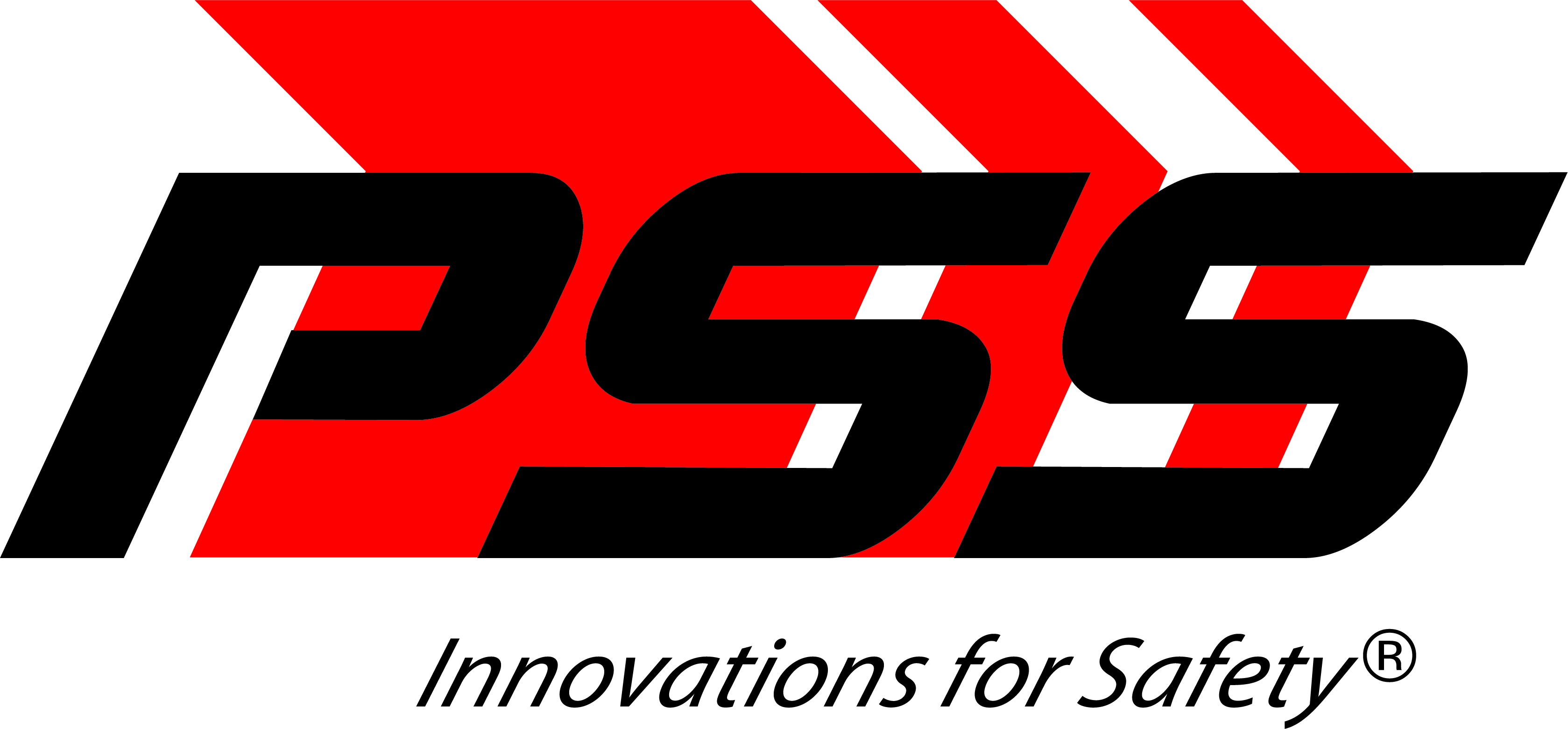 PSS Logo Black Red, Tag, R, July 2017
