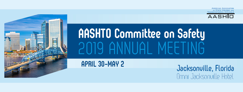 AASHTO 2019 Committee on Safety Annual Meeting (Sponsorship Purchase)
