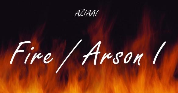 Fire/Arson 1 Fast Track 2017