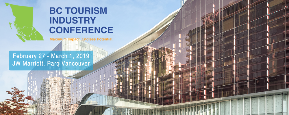 2019 BC Tourism Industry Conference
