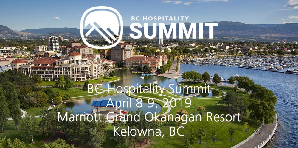 2019 BC Hospitality Summit