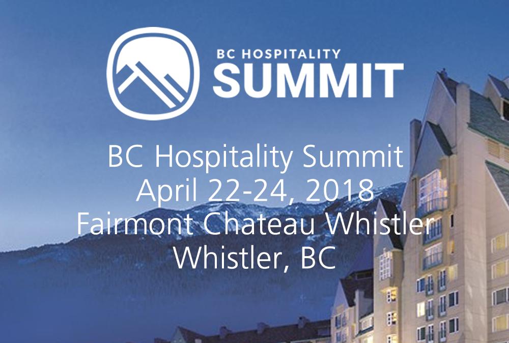 BC Hospitality Summit