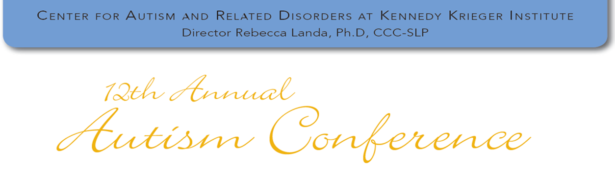 12th Annual Autism Conference