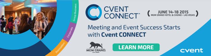 Cvent Connect 2015