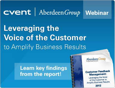 Leveraging the Voice of the Customer to Amplify Business Results