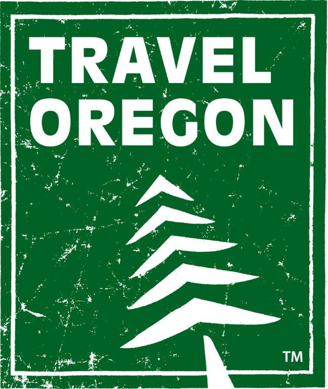Travel Oregon Green TM Logo