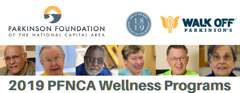 2019 PFNCA WELLNESS PROGRAMS