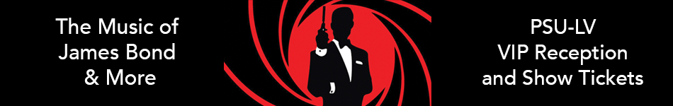 The Music of James Bond and More at the Miller Symphony Hall