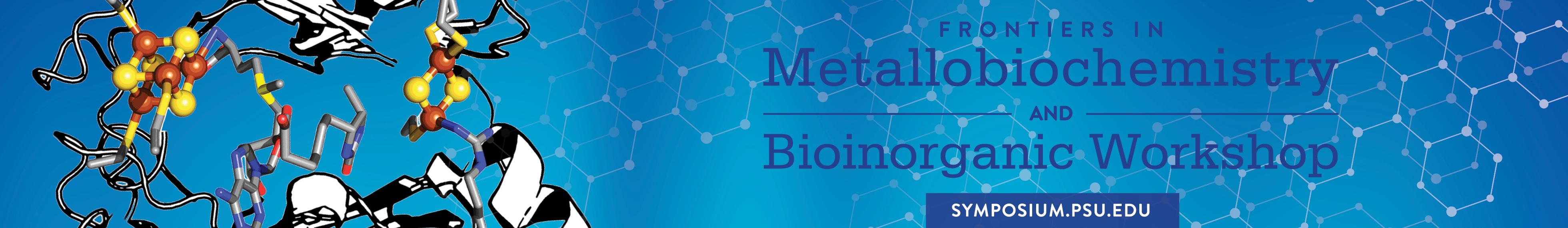 2018 Bioinorganic Workshop & Summer Symposium in Molecular Biology