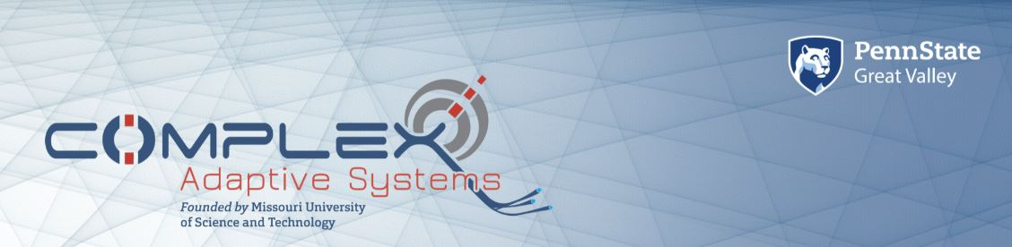 Complex Adaptive Systems Conference