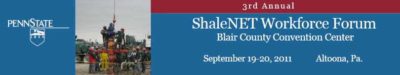 Marcellus ShaleNET Workforce Forum