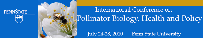 International Conference on Pollinator Biology, Health and Policy