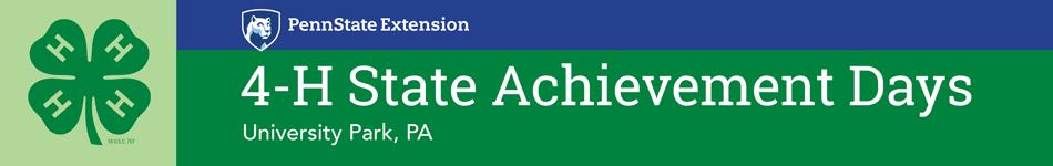 4-H State Achievement Days