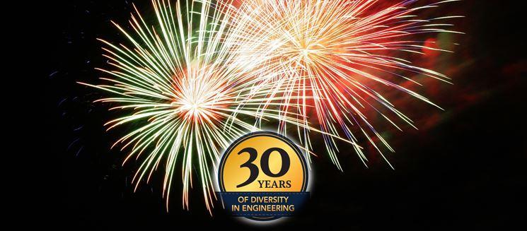 30 years of Diversity in Engineering Anniversary Gala