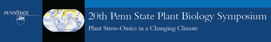 20th Penn State Plant Biology Symposium