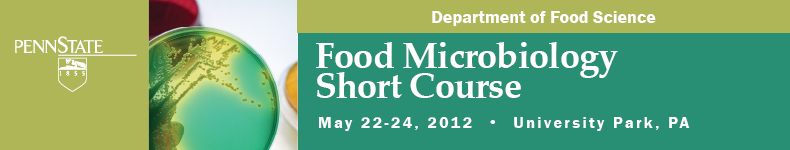 Food Microbiology Short Course