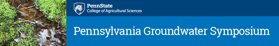 Pennsylvania Groundwater Symposium