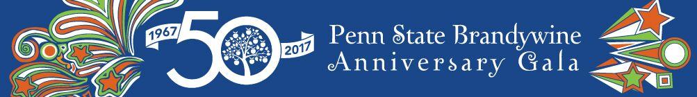 Penn State Brandywine 50th Anniversary Gala