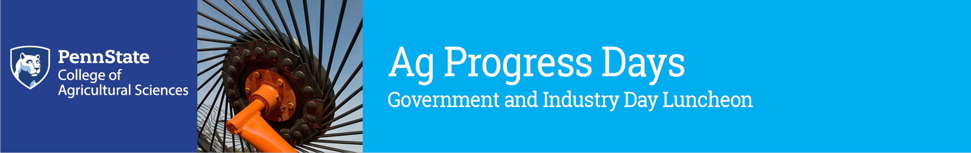 2017 Ag Progress Days Government/Industry Day Luncheon
