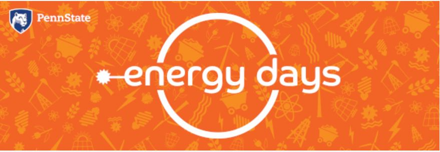 Penn State Energy Days 2018