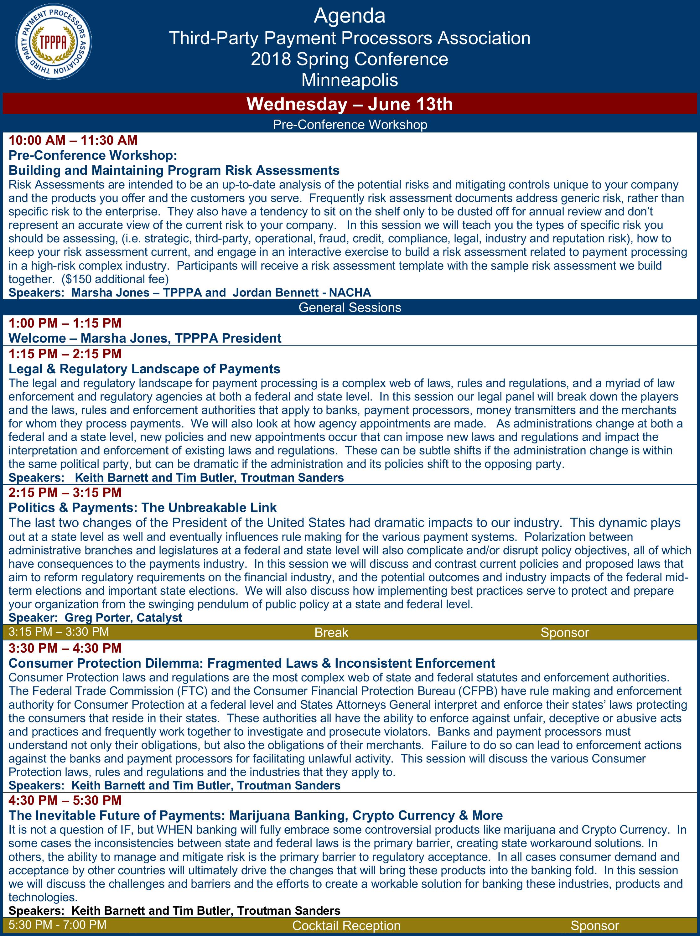 Spring Conference Agenda-1